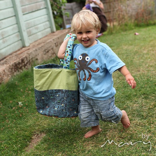 M and ditty bag