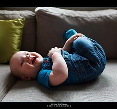 No worries (Explored) (Håkon Kjøllmoen, Norway) Tags: blue boy beautiful smile child newborn interestingness306 i500 fotocompetition fotocompetitionbronze mygearandme håkonkjøllmoen wwwkjollmoencom