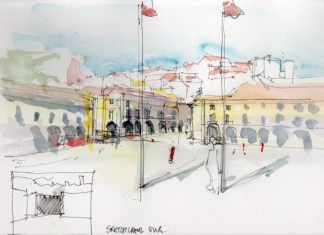 Sketchcrawl Lisbone