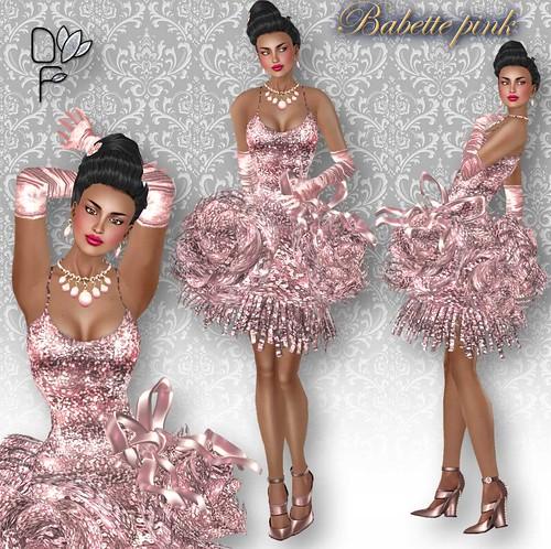 BABETTE pink