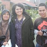 Representatives from IMHA