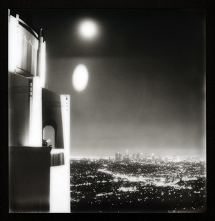 Two Moons Over Downtown LA