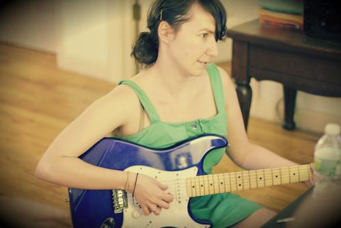 chan guitar