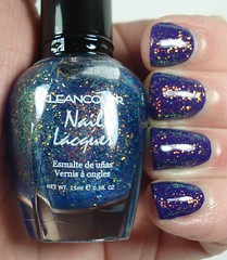 Kleancolor Chunky Holo Bluebell
