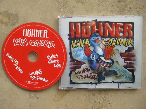 Platten Cover von SEAK für Henning und die Höhner