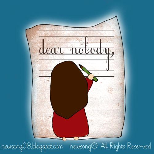 dear nobody copy