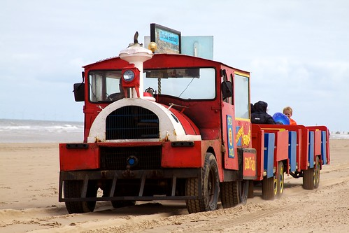 Mablethorpe Sand Train
