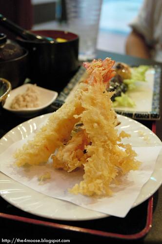 Ishikawa Japanese Restaurant - Tempura