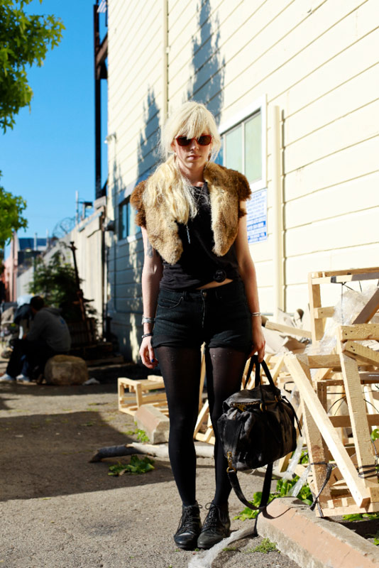furemily - san francisco street fashion style