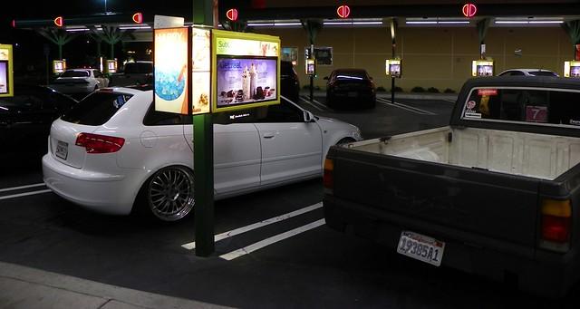 Mazda and Audi