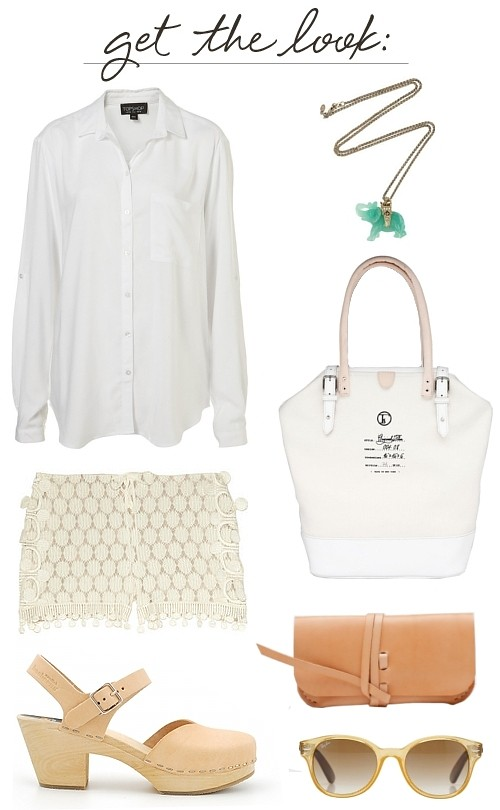 get the look white nude outfit