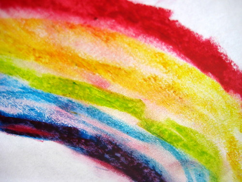 oil pastels how to use pictures