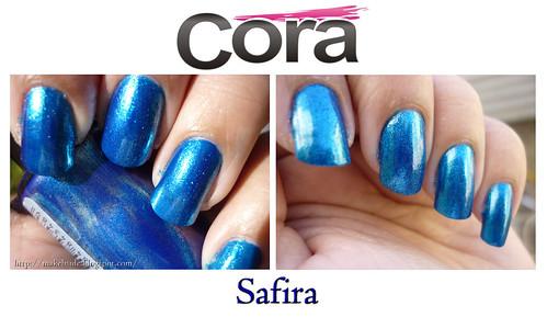 Cora - Safira