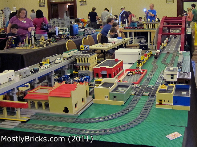 Brick Fiesta LEGO Convention - Austin, Texas (July 2011)
