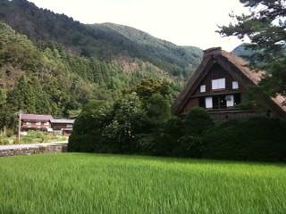 白川村 和田家の写真