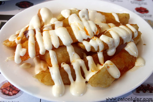 Patates braves, Tapa Tapa
