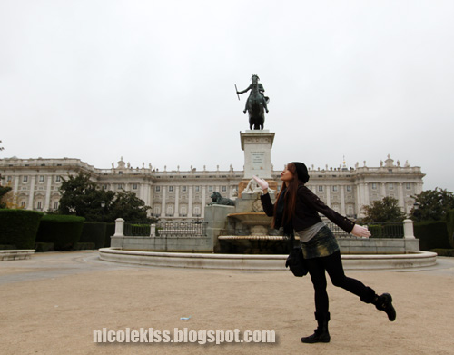 nicolekiss and palace of madrid 2