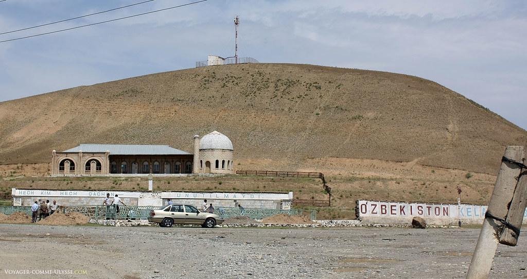 Mosquée de village
