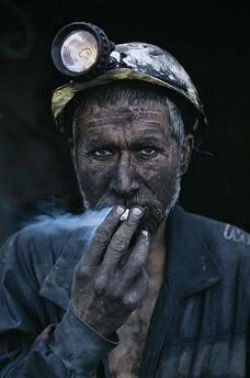 Afgan Coal Miner
