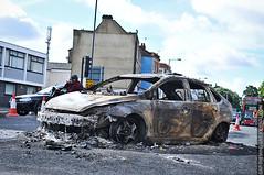 Tottenham riots - aftermath by belkus