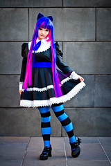 Stocking (yeshayden) Tags: cosplay pantystockingwithgarterbelt stockinganarchy
