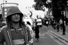 Man with Hood in da Hood by V-Films