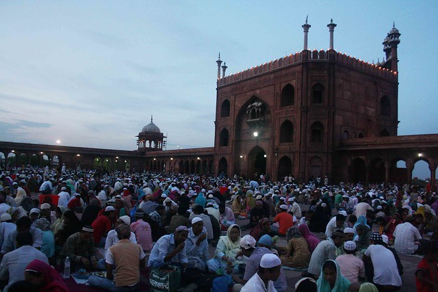 City Moment – Breaking the Fast, Jama Masjid