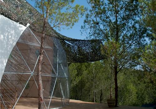 Buddha House Healing Dome