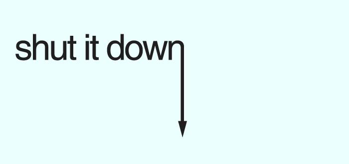 dash_shutitdown
