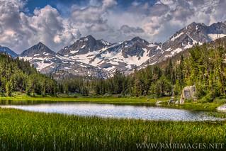 Little Lakes Valley Granduer (Explored)