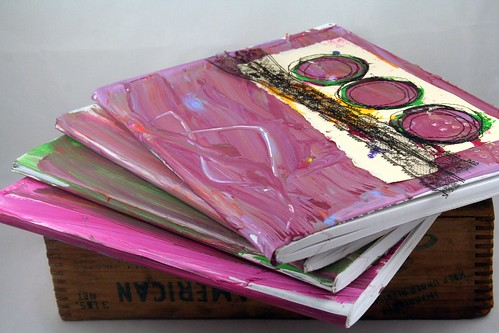 Grungy Journals 017