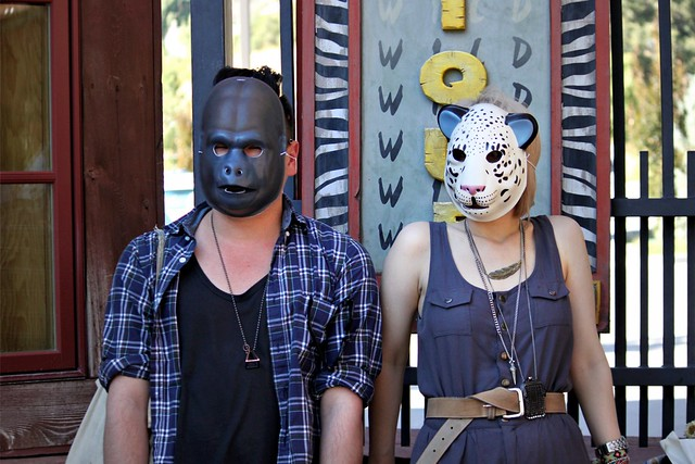 Zoo Masks