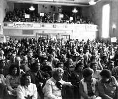 New Jersey Citizen Action Lobby Day in Trenton, 1984