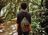 (Núria.M) Tags: wild girl bosque menorca ciervos