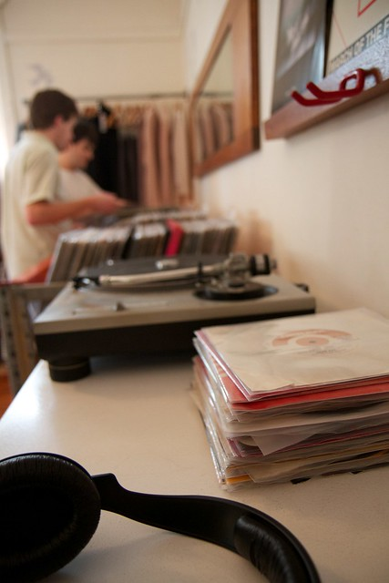 Record stores Sydney - Pigeon Ground Records and Clothing4