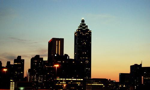Atlanta - Sunset