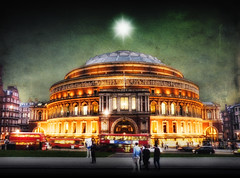 London's Royal Albert Hall (ZedZap Photos) Tags: london night star royalalberthall motat tatot zedzap magicunicornverybest