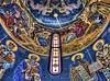 Pamporovo Church, Dome Detail (Didenze) Tags: detail church religion saints stainedglass christian bulgaria dome nativityscene easternorthodox pamporovo didenze