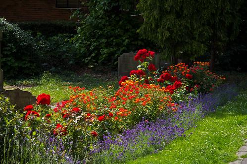 Cottingham Churchyard