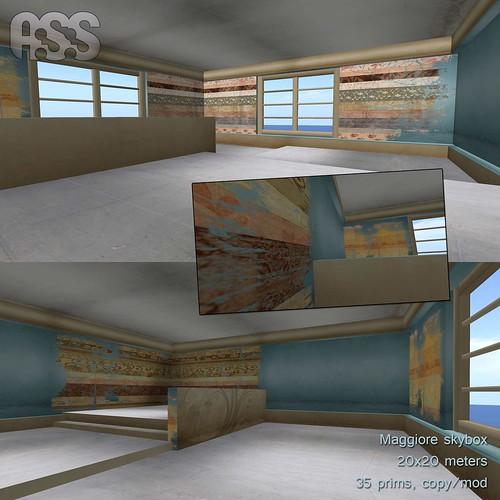 A:S:S - Maggiore skybox