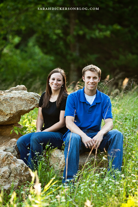 Shawnee Mission Park Kansas family photographers