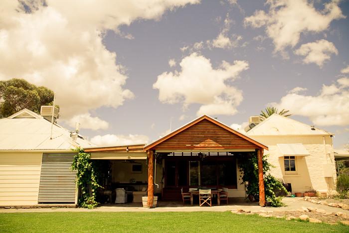 Arkaba Station homestead
