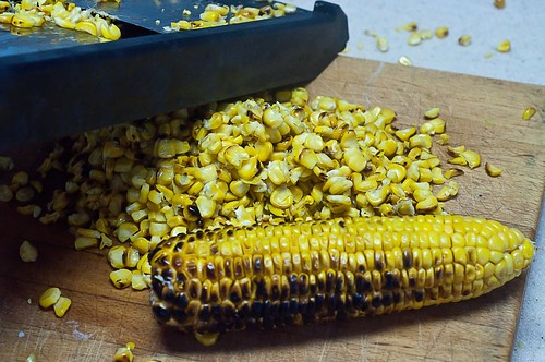 RoastedCorn by Food Fanatic