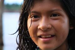 Niurka (el pequeño ojo) Tags: río river venezuela selva jungle estadobolívar caurariver ríocaura
