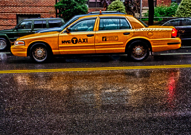 189/365 - July 8, 2011 - Rainy Reflection