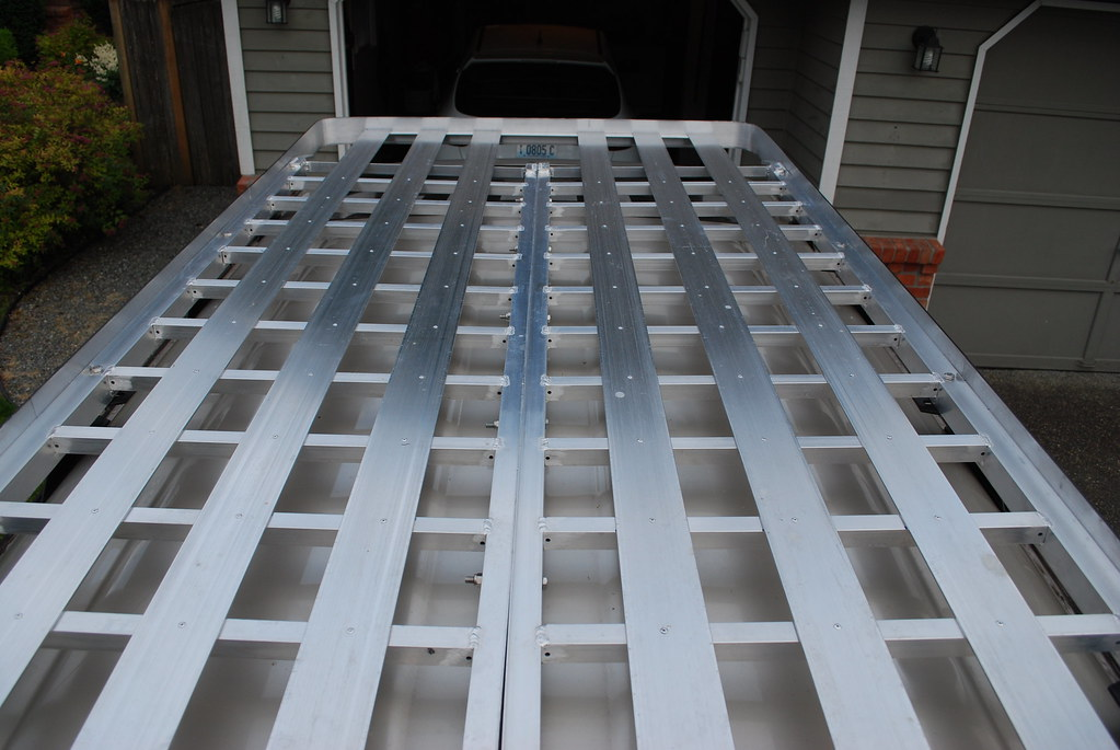 Another Homemade Diy Aluminum Roof Rack Ih8mud Forum