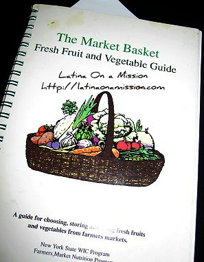 Farmer's Market Recipe Book