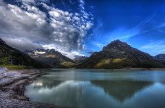 Silvretta Lake (1982Chris911 (Thank you 3.000.000 Times)) Tags: mountain lake reflection ice nature water clouds canon austria mirror high dynamic christian glacier 5d range hdr highdynamicrange silvretta mark2 canoneos5d lglass canonphotography canonllens hdrphotography hdrpictures canoneos5dmarkii canon5dmkii 5dmarkii canon5dmark2 5dmkii 5dmark2 canon5dmarkii eos5dmarkii krieglsteiner 1982chris911 christiankrieglsteiner christiankrieglsteinerphotography