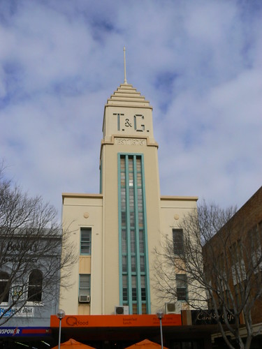 T & G Building, Albury