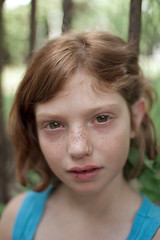 (alexis mire) Tags: portrait girl ginger kylie redhead freckles sigma30mm14 alexismire